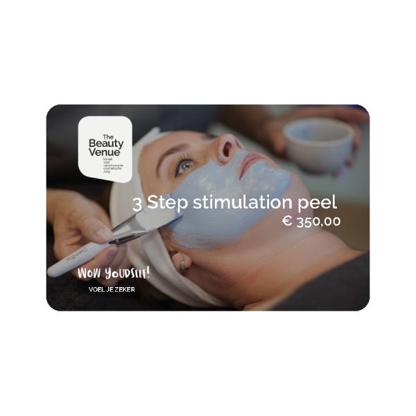 3Step stimulation peel