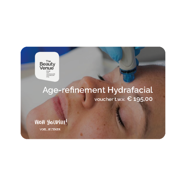 Agerefinement hydrafacial