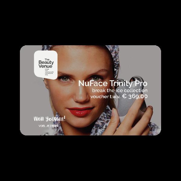 Nuface Trinity Break The Ice voucher