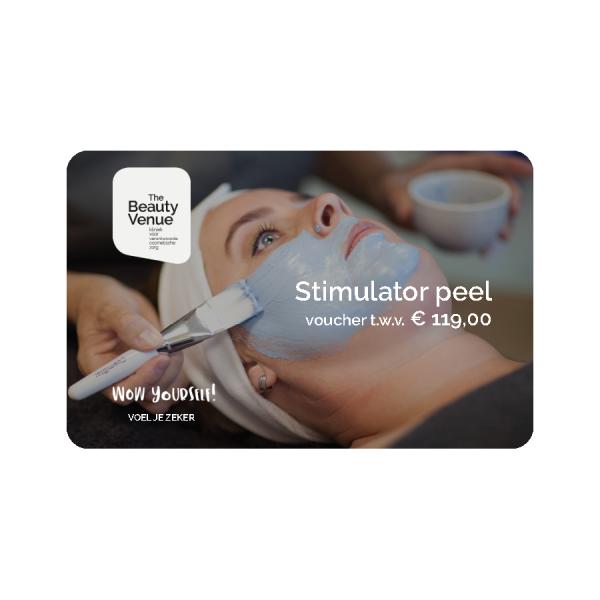 Stimulator peel
