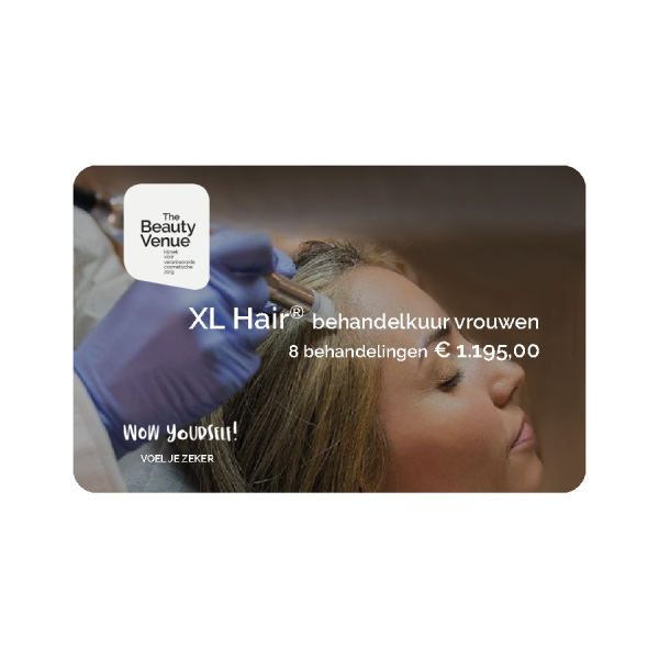 XL Hair behandeling Vrouw