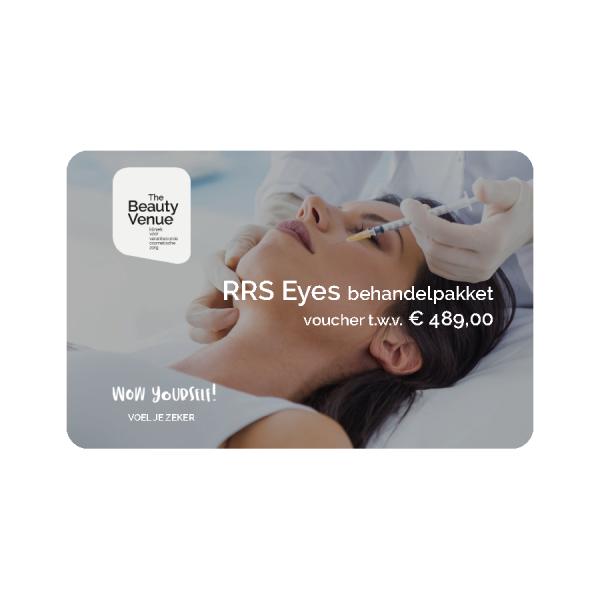 RRS Eyes behandelpakket The Beauty Venue
